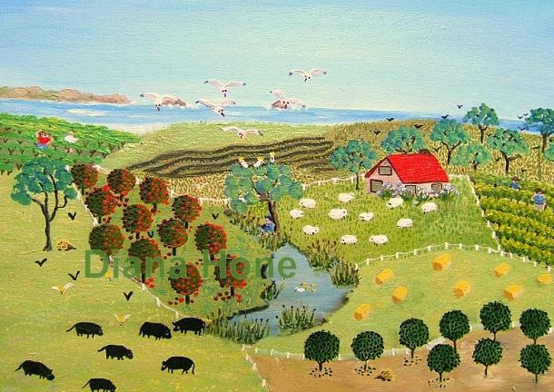 Mixed farming 2004